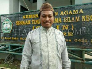 Ket: Ketua Tanfidziyah NU Kota Parepare Hannani Yunus (foto: Mul/PIJAR)